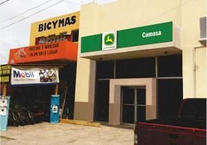 CAMOSA Express La Ceiba